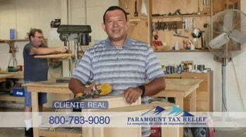 Paramount Tax Relief TV Spot, 'Resuelva su deuda de la IRS' [Spanish] - Thumbnail 5