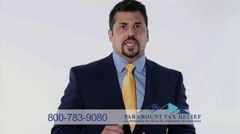 Paramount Tax Relief TV Spot, 'Resuelva su deuda de la IRS' [Spanish] - Thumbnail 6