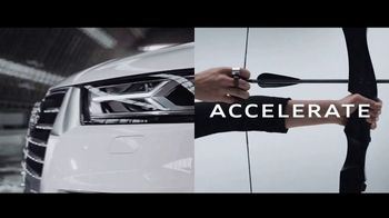 Audi Q7 TV Spot, 'Accelerate' [T1]