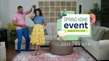 Ashley HomeStore Spring Home Event TV Spot, 'Full Bloom: Kempten Sofa and Loveseat' - Thumbnail 2