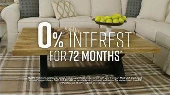 Ashley HomeStore Spring Home Event TV Spot, 'Full Bloom: Kempten Sofa and Loveseat' - Thumbnail 3