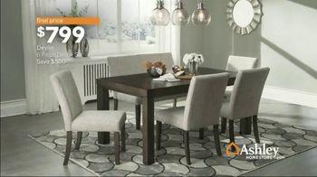 Ashley HomeStore Spring Home Event TV Spot, 'Full Bloom: Kempten Sofa and Loveseat' - Thumbnail 8