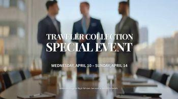 JoS. A. Bank Traveler Collection Special Event TV Spot, 'Ready for the Season' - Thumbnail 6