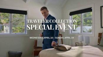 JoS. A. Bank Traveler Collection Special Event TV Spot, 'Ready for the Season' - Thumbnail 1