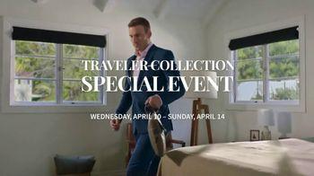 JoS. A. Bank Traveler Collection Special Event TV Spot, 'Ready for the Season' - Thumbnail 2