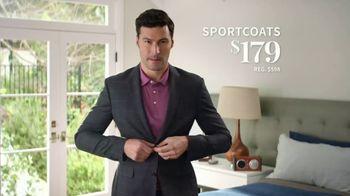 JoS. A. Bank Traveler Collection Special Event TV Spot, 'Ready for the Season' - Thumbnail 3