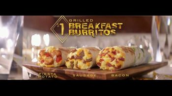 Taco Bell $1 Morning Value Menu TV Spot, 'Sun Salutation' - Thumbnail 6