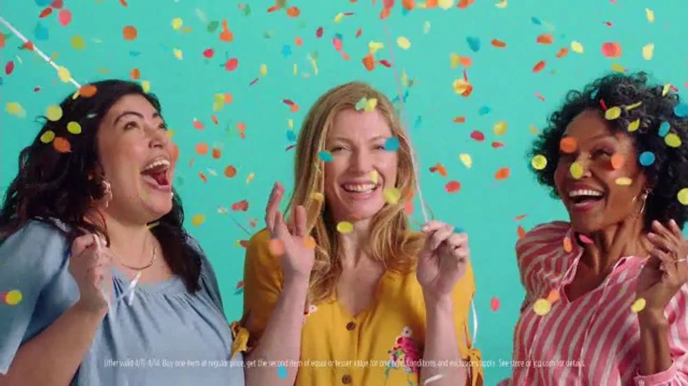 5cbc8f9f JCPenney Anniversary Sale TV Commercial, 'Once-a-Year Celebration' -  iSpot.tv