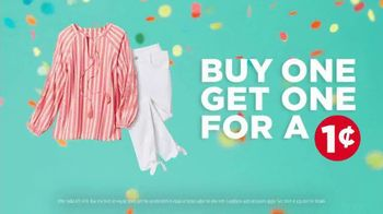 JCPenney Anniversary Sale TV Spot, 'Once-a-Year Celebration' - Thumbnail 5
