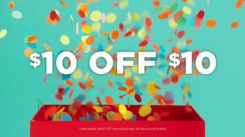 JCPenney Anniversary Sale TV Spot, 'Once-a-Year Celebration' - Thumbnail 7