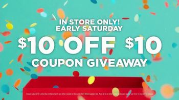 JCPenney Anniversary Sale TV Spot, 'Once-a-Year Celebration' - Thumbnail 8