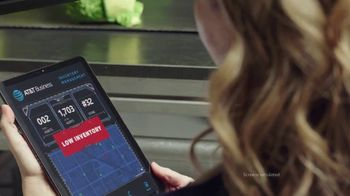 AT&T Business Edge-to-Edge Intelligence TV Spot, 'Inventory & Security' - Thumbnail 1