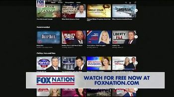 FOX Nation TV Spot, 'Give It to You Straight' - Thumbnail 2