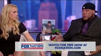 FOX Nation TV Spot, 'Give It to You Straight' - Thumbnail 5