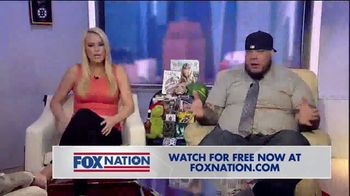 FOX Nation TV Spot, 'Give It to You Straight' - Thumbnail 6