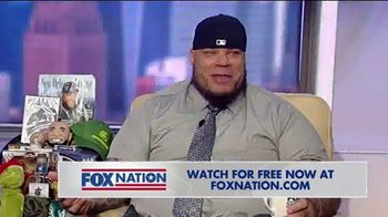 FOX Nation TV Spot, 'Give It to You Straight' - Thumbnail 8