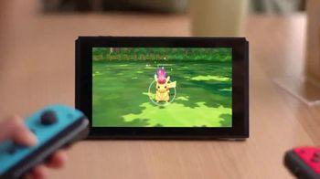Nintendo Switch TV Spot, 'My Way: Pokémon: Let's Go, Eevee' - Thumbnail 4