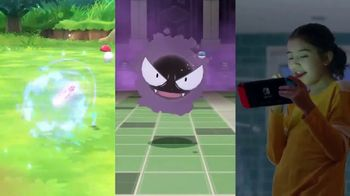 Nintendo Switch TV Spot, 'My Way: Pokémon: Let's Go, Eevee' - Thumbnail 6