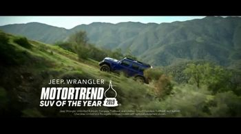 Jeep Freedom Days TV Spot, 'Most Awarded SUV' Song by The Kills [T2] - Thumbnail 5