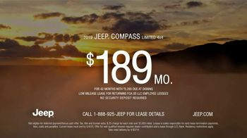 Jeep Freedom Days TV Spot, 'Most Awarded SUV' Song by The Kills [T2] - Thumbnail 9