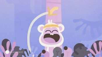 Headspace TV Spot, 'Training the Monkey Mind'