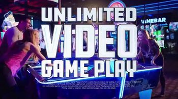 Dave and Buster's TV Spot, 'Unlimited Games and Wings Thursdays'