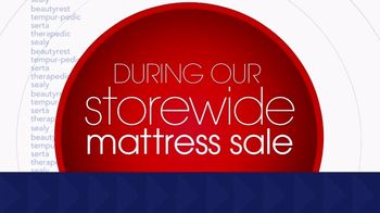 Rooms to Go Storewide Mattress Sale TV Spot, 'Complete Queen Upholstered Bed' - Thumbnail 6
