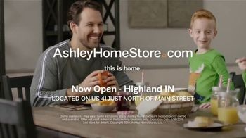 Ashley HomeStore Spring Home Event TV Spot, 'One Final Week: Tyler Creek Table' Song by Midnight Riot - Thumbnail 8