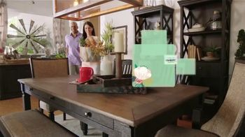 Ashley HomeStore Spring Home Event TV Spot, 'One Final Week: Tyler Creek Table' Song by Midnight Riot - Thumbnail 2