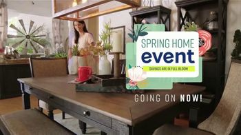 Ashley HomeStore Spring Home Event TV Spot, 'One Final Week: Tyler Creek Table' Song by Midnight Riot - Thumbnail 3