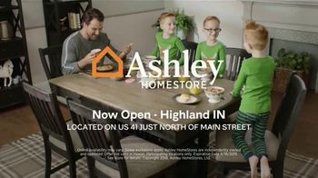 Ashley HomeStore Spring Home Event TV Spot, 'One Final Week: Tyler Creek Table' Song by Midnight Riot - Thumbnail 7