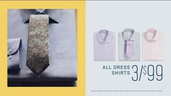 Men's Wearhouse The Big Deal Event TV Spot, 'Sport Coats, Dress Shirts & Suits' - Thumbnail 8