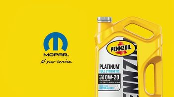 Pennzoil Platinum Full Synthetic TV Spot, 'FACTS' - Thumbnail 8