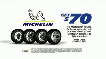 National Tire & Battery Big Brands Bonus Month TV Spot, 'Detour: Michelin Reward Card' - Thumbnail 5