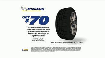 National Tire & Battery Big Brands Bonus Month TV Spot, 'Detour: Michelin Reward Card' - Thumbnail 6