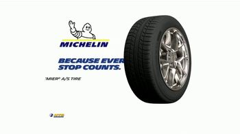 National Tire & Battery Big Brands Bonus Month TV Spot, 'Detour: Michelin Reward Card' - Thumbnail 7