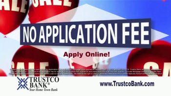 Trustco Bank Mortgage Sale TV Spot, 'No Application Fees' - Thumbnail 2