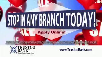 Trustco Bank Mortgage Sale TV Spot, 'No Application Fees' - Thumbnail 4