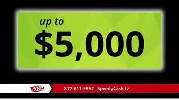 Speedy Cash Express Title Loans TV Spot, 'No Payments for 30 Days' - Thumbnail 2