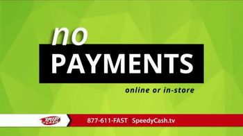 Speedy Cash Express Title Loans TV Spot, 'No Payments for 30 Days' - Thumbnail 5