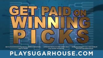 SugarHouse TV Spot, 'Every Winning Pick' - Thumbnail 7