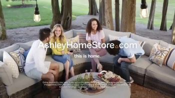 Ashley HomeStore Spring Home Event TV Spot, 'Sectionals and Outdoor Furniture' - Thumbnail 10