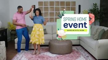 Ashley HomeStore Spring Home Event TV Spot, 'Sectionals and Outdoor Furniture'