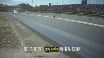 NHRA TV Spot, '2019 Arby's Southern Nationals' - Thumbnail 2