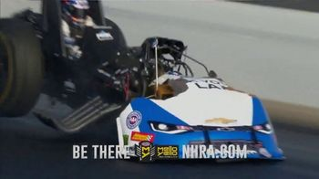 NHRA TV Spot, '2019 Arby's Southern Nationals' - Thumbnail 4