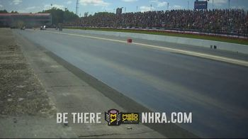 NHRA TV Spot, '2019 Arby's Southern Nationals' - Thumbnail 6