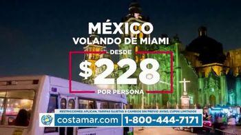 Costamar Travel TV Spot, 'Cartagena, Madrid, París, México, Argentina y República Domincana' [Spanish] - Thumbnail 4