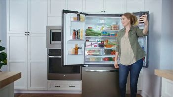 GE Appliances Start With the Finish Sales Event TV Spot, 'Shelfie'