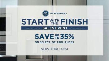 GE Appliances Start With the Finish Sales Event TV Spot, 'Shelfie' - Thumbnail 6