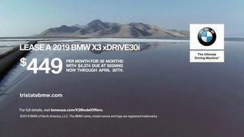 2019 BMW X3 TV Spot, 'Unexplainable' [T2] - Thumbnail 10